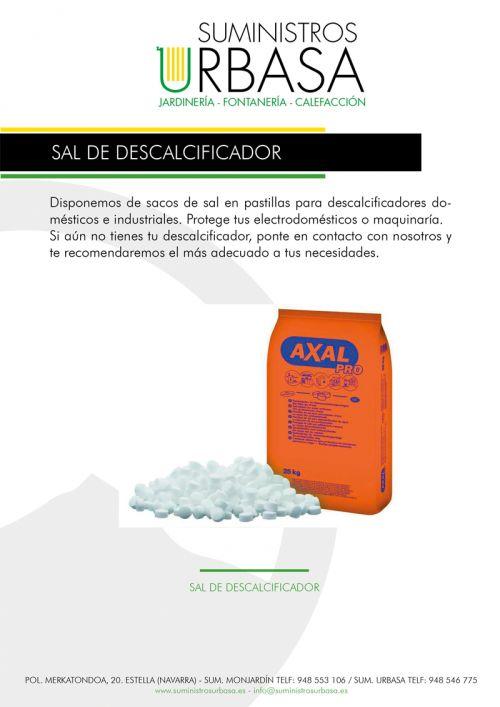 Cat logo y ofertas suministros urbasa - Sacos de sal para descalcificador ...
